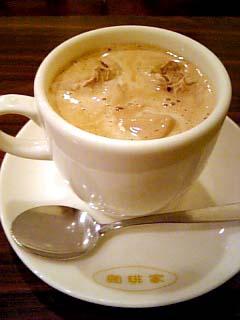 珈琲家 コーヒー オランダ風