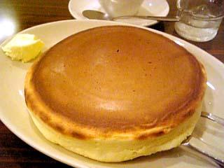 珈琲家 特製ホットケーキ