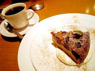 カフェ・デザール・ピコ ダークチェリークラフティ+ブレンドコーヒー
