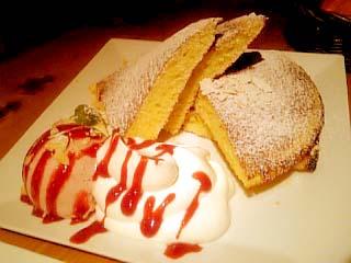GABURI SHARE パンケーキ(イチゴとフランボワーズ)
