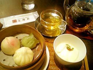 ZEN 采蝶軒(ゼン さいちょうけん) 飲茶セット