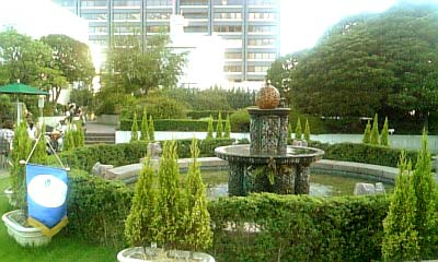 日本橋高島屋スターライトガーデン 庭園