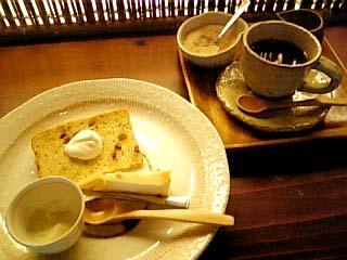 和みカフェうららか ランチデザート
