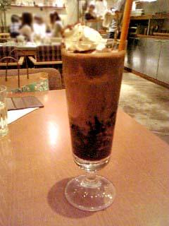 COOKCOOP CAFE 70%カカオのマロッキーノ