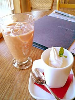 SETO NO KAZE チャイ+デザート