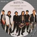 KAT-TUN Love yourself~君が嫌いな君が好き~初回盤A-DVD