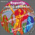 Superfly Dancing at Budokan!!CD-4サンプル