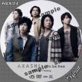 嵐 To be free-DVDサンプル