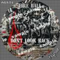 Fire Ball DONT LOOK BACKサンプル