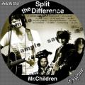 Mr Children Split the Difference-CDサンプル