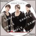 JYJ 3HREE VOICES disc4サンプル