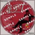 童子T 10th ANNIVERSARY BEST CD赤サンプル