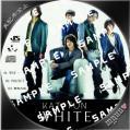 KAT-TUN White プレス盤サンプル