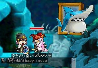 サメスティックドア