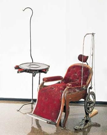 小幡式歯科治療椅子