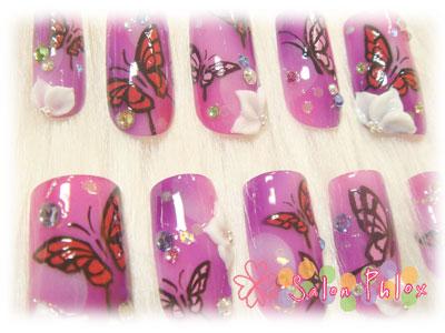蝶の舞チップ