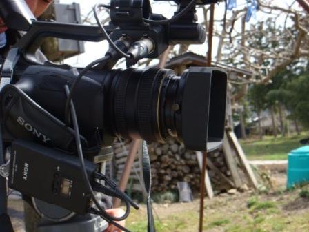 大沢さんのカメラ