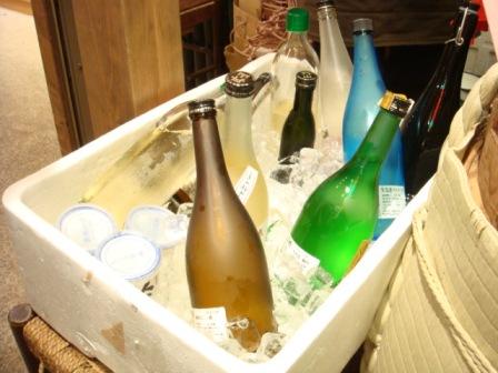 京都のお酒試飲中