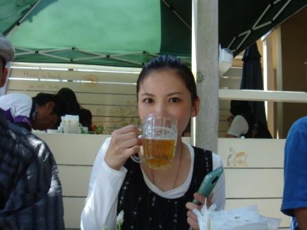 ごまママビール