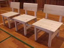 091107椅子完成!