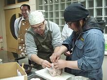 091204男料理開始