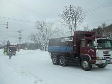 090107排雪作業