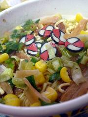 大阪・USJのお土産☆スパイダー麺。