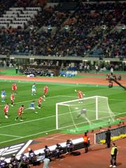 熊本初開催!AFCアジアカップ2011カタール予選 日本代表vsイエメン代表