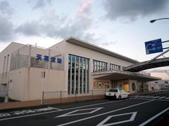 熊本の第二の空港 天草空港へおでかけ。