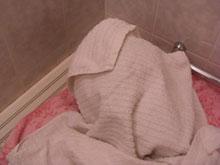 バスルームで13