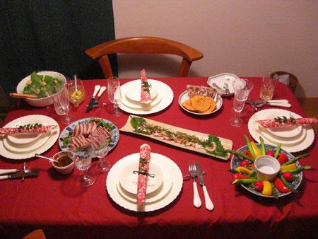 クリスマス・ディナー3