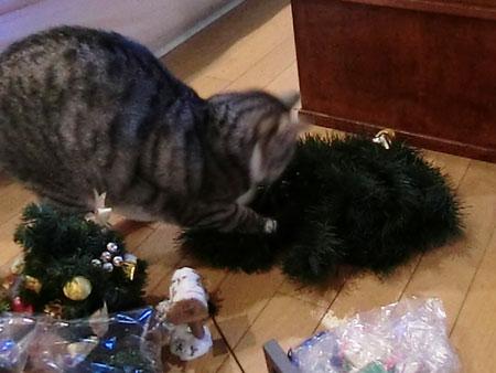 クリスマスの準備 その2  3