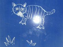 猫タイル2