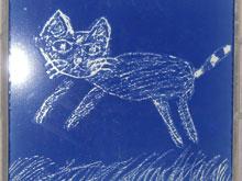 猫タイル4