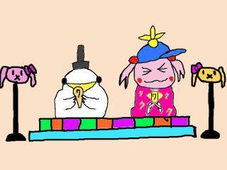 雛祭り2010