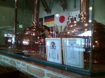 ビール工場?