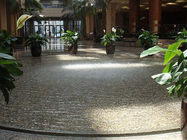 Water Column at Rincon Center 2