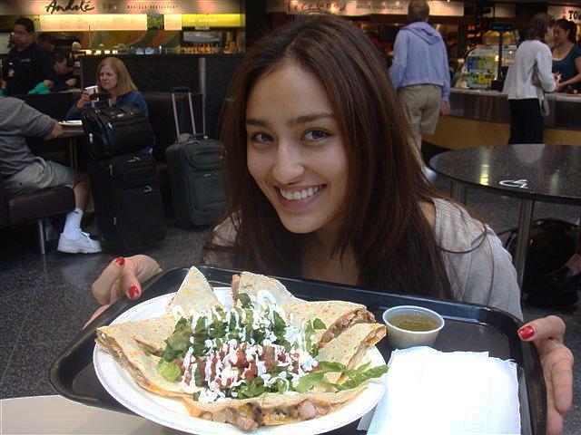 Mexican Food at San Francisco Airport