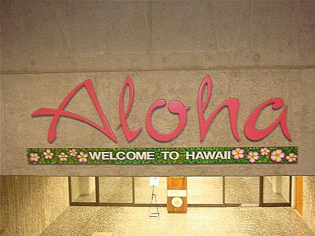 Aloha: Welcom to Hawaii