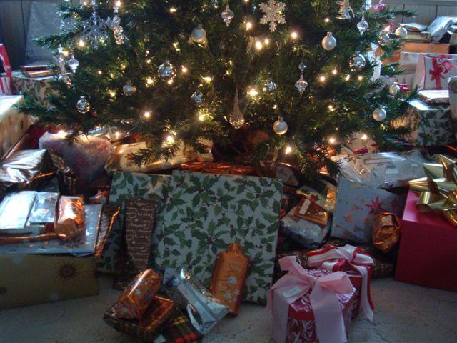 Christmas Presents 2008