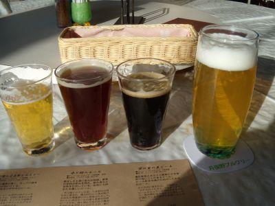 月夜野クラフトビール4種