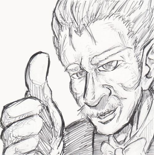 アキオ「まかしとけ!!」 なんというアグレッシブな新川さん