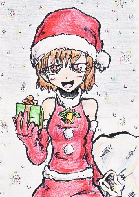 「これは僕からのほんの気持ちさ、メリークリスマス」