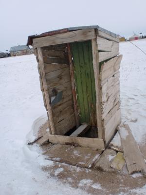 WinterToilet