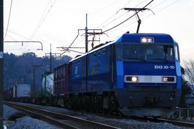EH200牽引貨物列車
