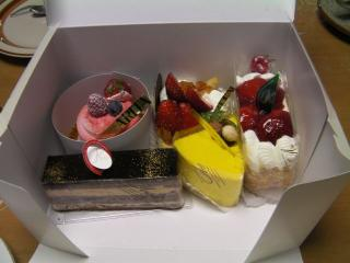 有田のケーキ①