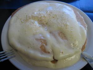 マカダミアナッツパンケーキ