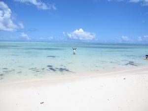 saipanビーチ