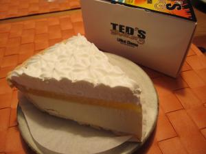 TED'S リリコイクリームチーズ