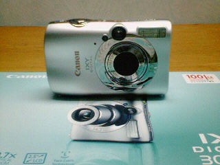 Canon IXY 3000IS
